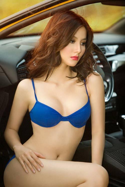 Pichana Yoosuk nữ thần nội y Thái Lan