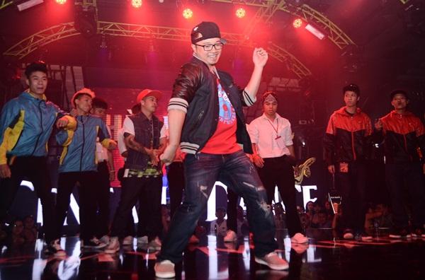 Rapper Hà Lê